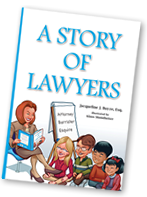 A Story of Lawyers Book Cover